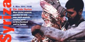 1 Jahr Syriza