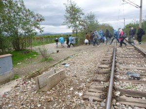 Idomeni, September 2015