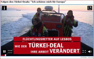 Lesbos: Seewatch