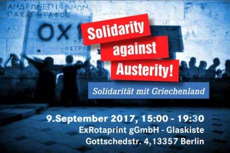 solidarityagainstausterity