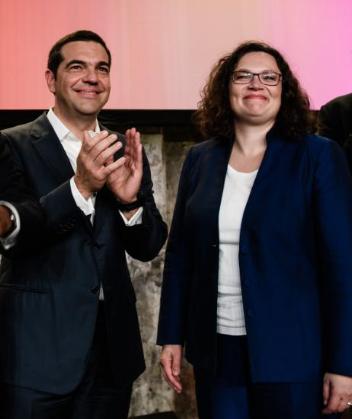nahles tsipras