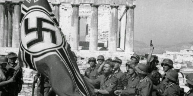 Nazis Akropolis